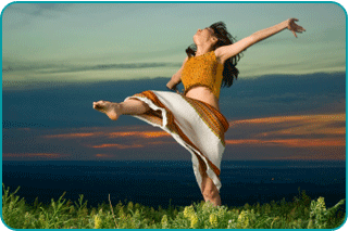 dance as a spiritual pursuit