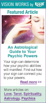 Connect to your psychic powers!