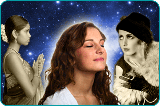 revealing past lives through the tarot