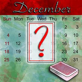 December Tarot Forecast Thumbnail