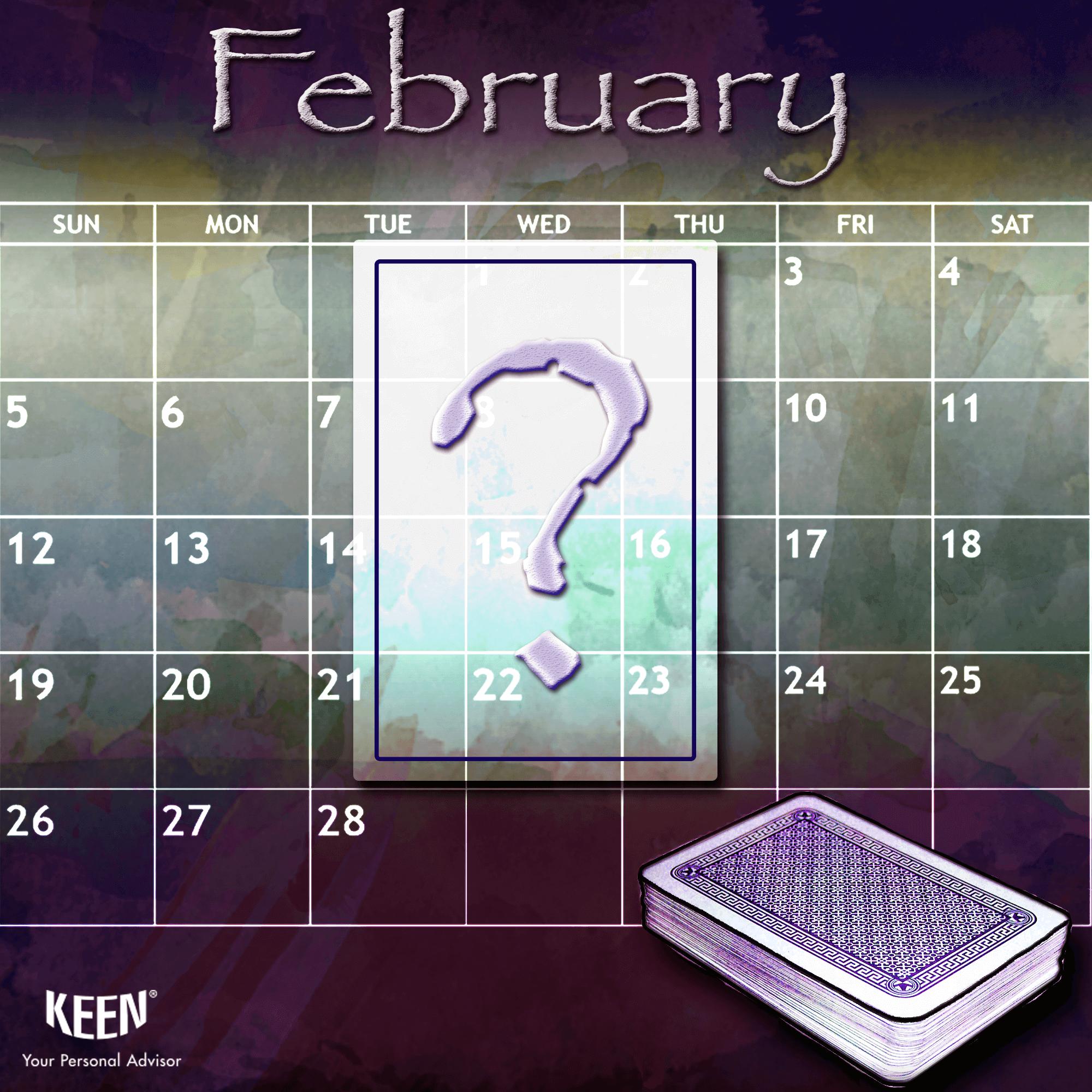 February Forecast Image