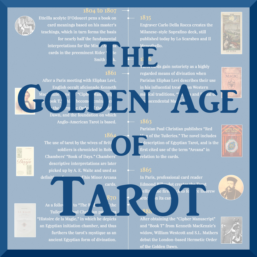 Golden Age of Tarot
