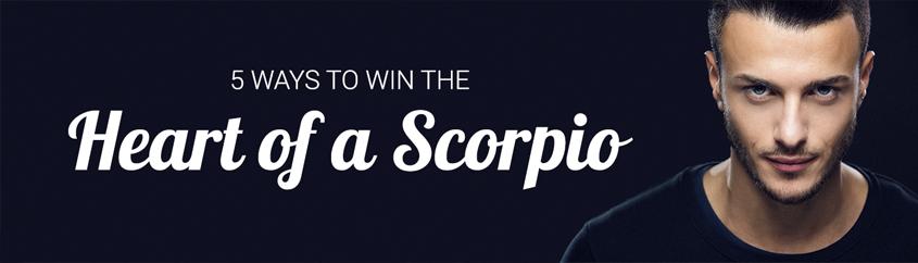 Scorpio Man Image Thumbnail
