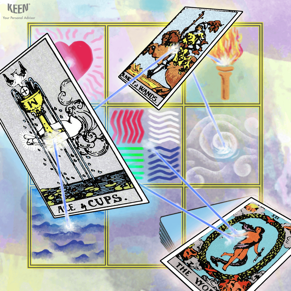 How Tarot Works Image