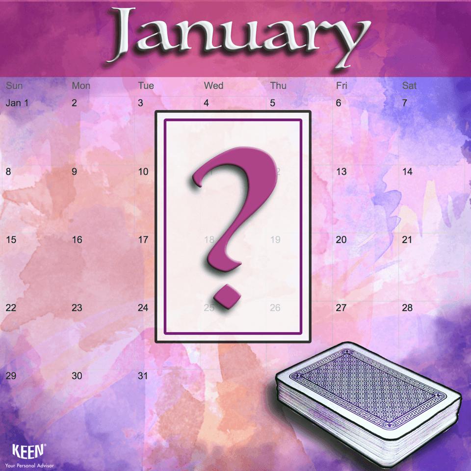 January Forecast Image