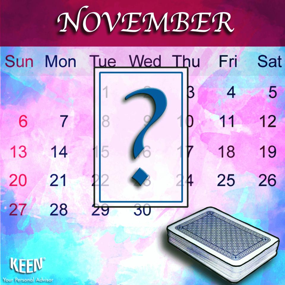 November Forecast Image