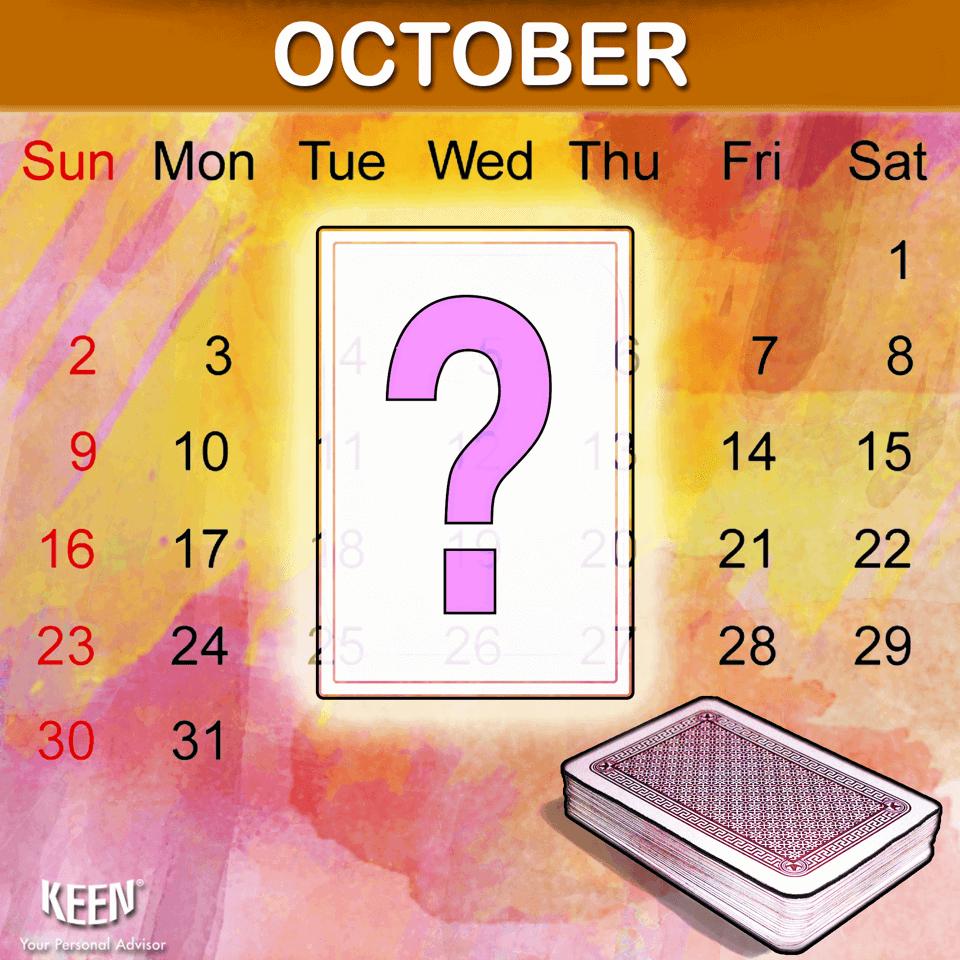 October Forecast Image