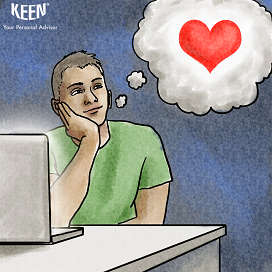 Online Dating Psychic Advice Thumbnail