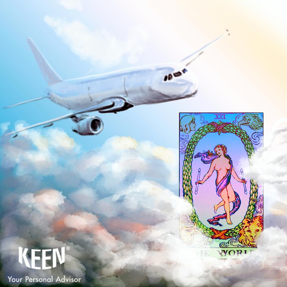 Tarot Travel Cards Image