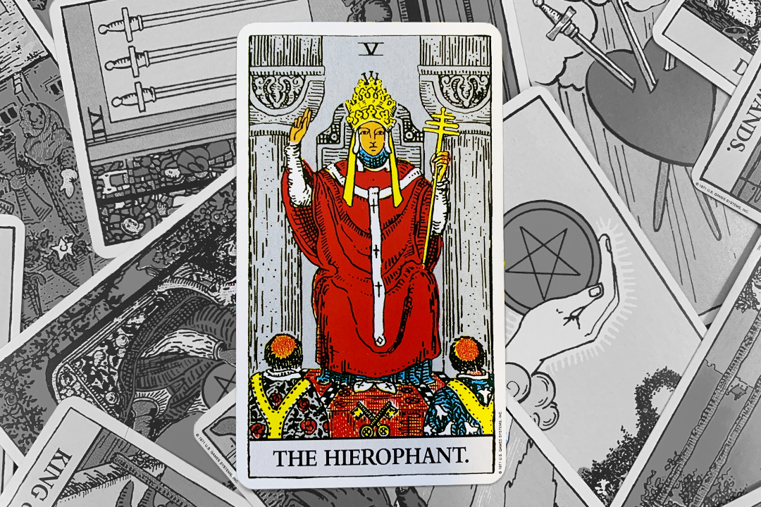 the-hierophant