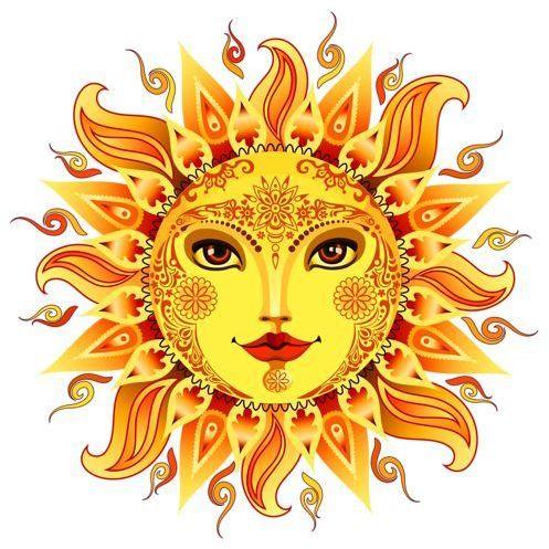 Mystic Sunshine