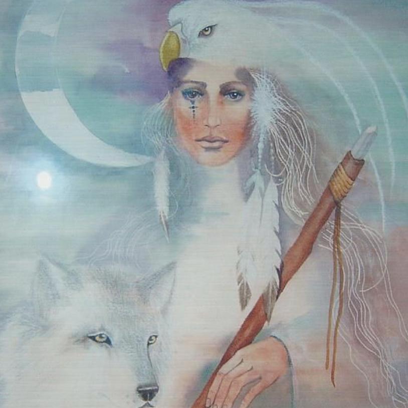Starwater Cosmic Priestess