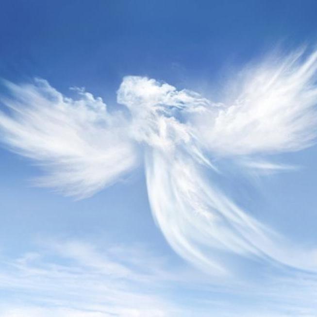 Angel Spiritual Lady