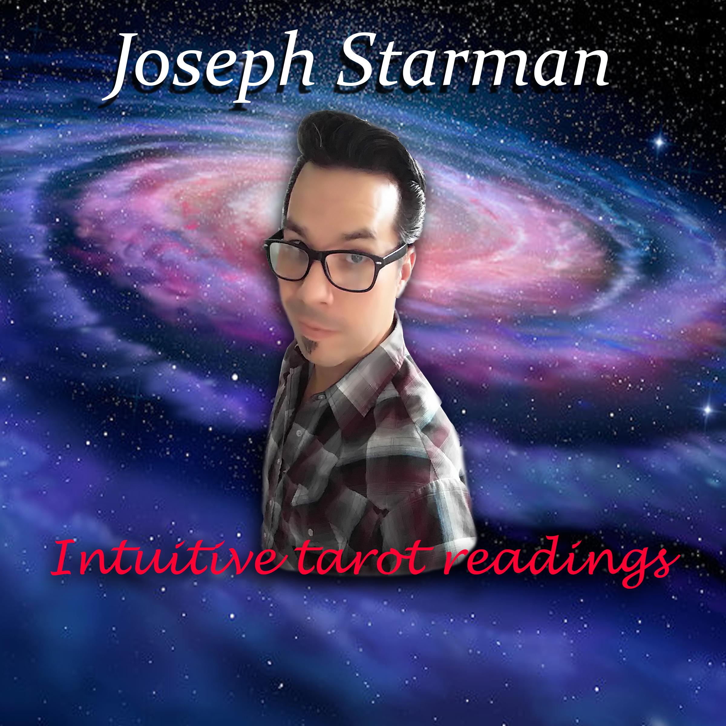 Psychic Joseph Starman