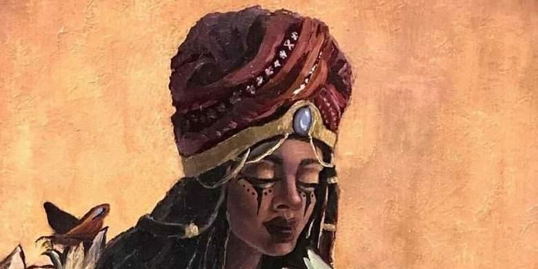 Sacred Hoodoo Woman Readings